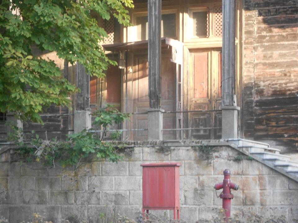 Büyükada'daki Rum Yetimhanesi